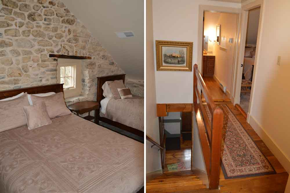 Rocky Acre Farm Bed Breakfast Apartment