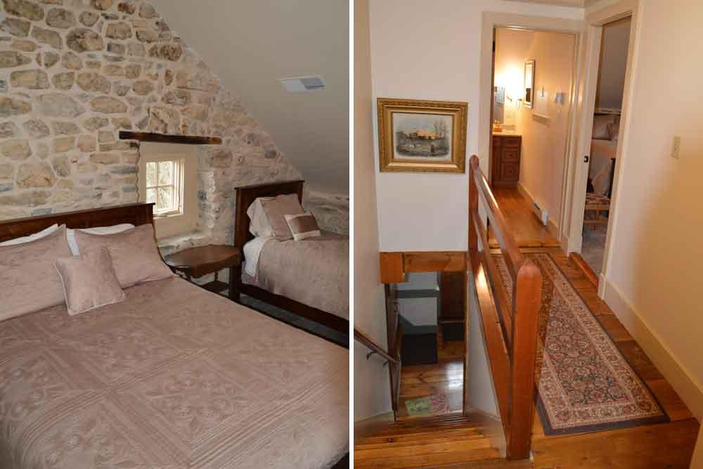 Rocky Acre Farm Bed Breakfast Apartment