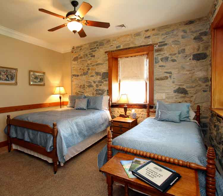 Lancaster County PA Farm B&B