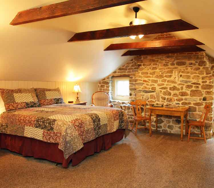 Lancaster PA farm lodging