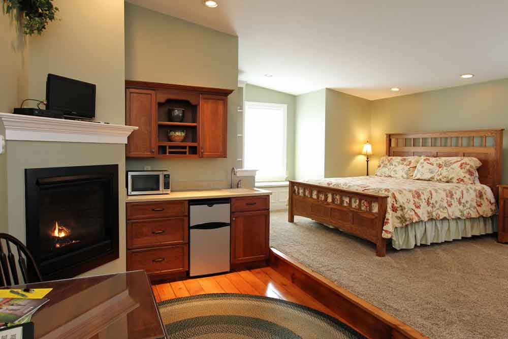 Founder's Suite at the Rocky Acres Farm Bed & Breakfast