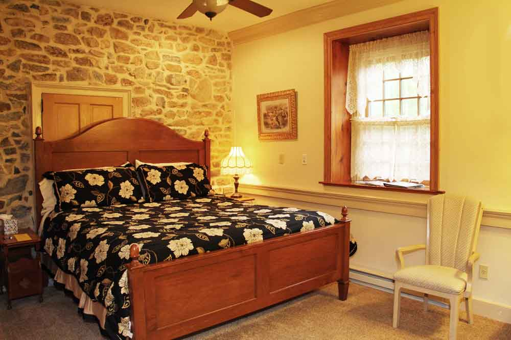 Meadow View Room, Lancaster County PA Bed & Breakfast