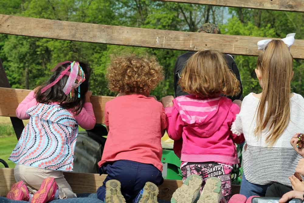 farm fun for children in Lancaster County PA