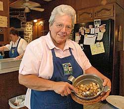 Eileen Benner - Rocky Acre Farm Bed & Breakfast, Lancaster County PA