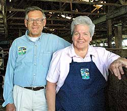 Galen & Eileen Benner - Rocky Acre Farm Bed & Breakfast, Lancaster County PA
