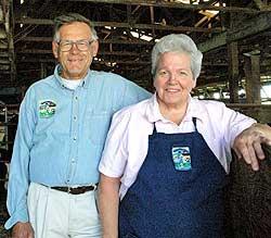 Galen & Eileen Benner - Rocky Acre Farm Bed & Breakfast, Lancaster County PA