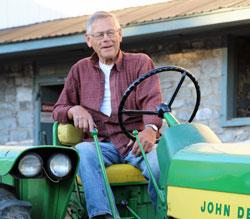 Galen Benner - Rocky Acre Farm Bed & Breakfast, Lancaster County PA