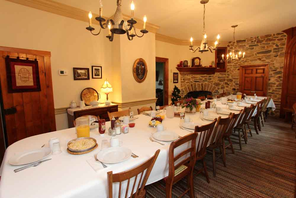 farm bed and breakfast Lancaster County PA