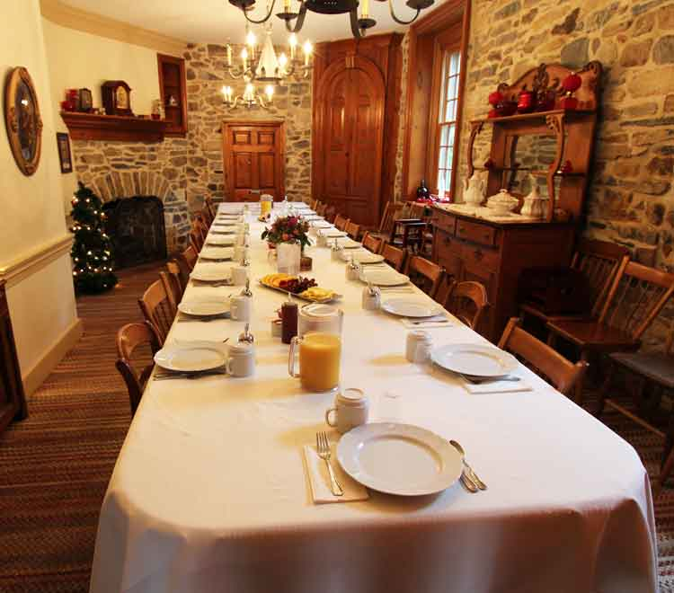 Lancaster PA Bed and Breakfast
